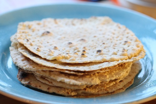 recept glutenfritt tunnbröd