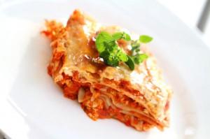 GF lasagne liten